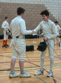 Under 18 Club Epee Champs